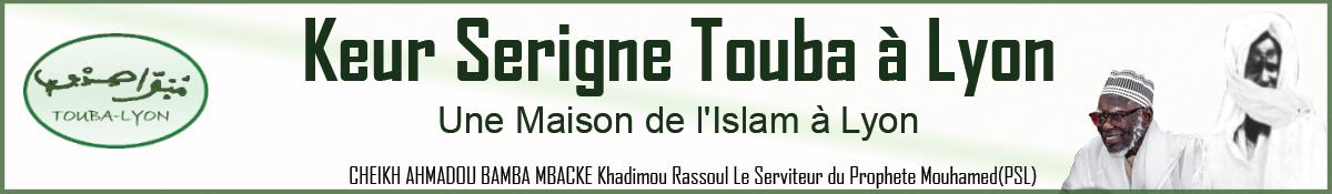 Keur Serigne Touba à Lyon